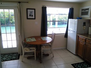 Casey Key 1-Bedroom Dockside Villa #3