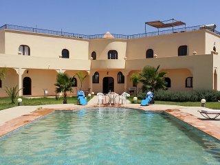 Villa, Dar Al Baraka.