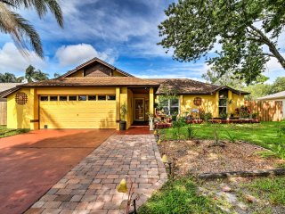 Spacious 3BR Melbourne Home w/ Lanai & Pool!