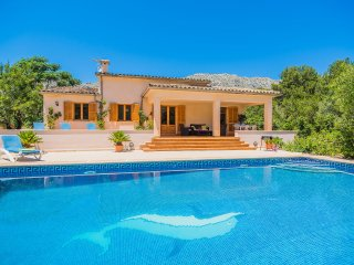 2 bedroom Villa in Pollença, Balearic Islands, Spain : ref 5457059