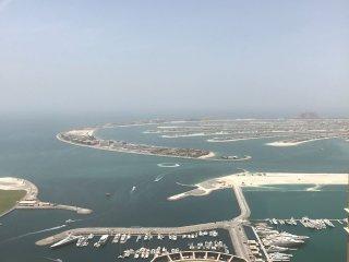 SPECTACULAR PANORAMA SEAVIEW DUBAI MARINA