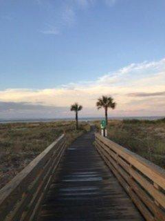 Beach Path To Fun!