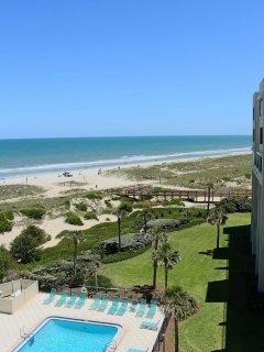 Oceanview from condo