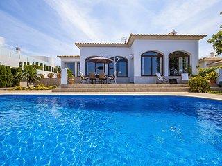 Villa 93 close to Cala Blava with seaviews and pri