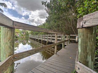 NEW! 4BR Bonita Springs House w/Dock & Pool Access