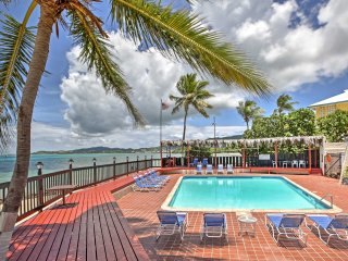 Beachfront St. Croix Condo w/ Pool-Steps to Ocean!