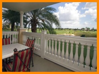 Reunion Resort 668 - Luxury condo with private balcony and golf course views