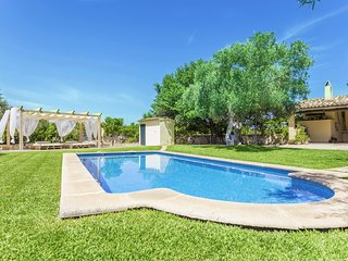 CAN CARRATSET - Villa for 6 people in Sa Pobla