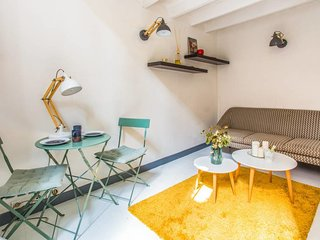Cute 1 br loft flat in the heart of Lyon