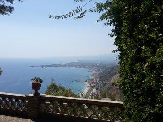 Centro storico: a due passi dalle migliori attrazioni turistiche di Taormina