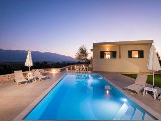 Nicolaos Brand-New Villa In Palailoni, Chania, Crete
