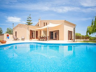 SON CURT - Villa for 6 people in Artà