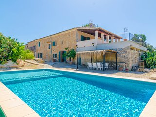 BANDRIS NOU - Villa for 8 people in Manacor