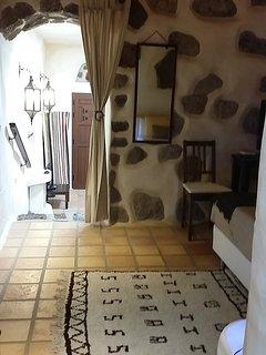 Acceso al dormitorio de Las    Maretas