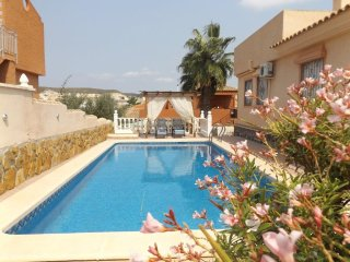 Casa Gallo,Private Pool, Beach, Golf,Sleeps 4 Camposol Mazarron, Murcia, Spain