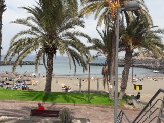 Tenerife- Las Americas- Elegant BEACH holiday residence with nice OCEAN VIEW