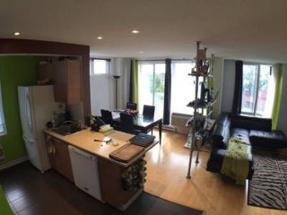 Stunning modern 4 1/2 condos - 2 bedrooms - Panoramic view over Bois Francs