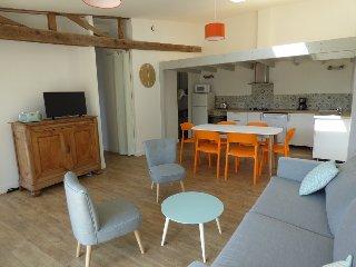 Belle maison neuve, confort et modernite sur la Presqu'ile de Rhuys, Ty Maez