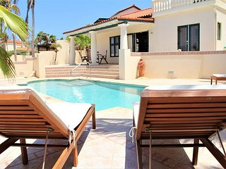 Beautiful 2BR villa at Tierra del Sol Golf & Country Club 3 min from beaches