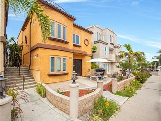 Mission Beach Luxury Townhome