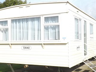 Jayne - Holiday Static Caravan 3 bedrooms, Sleeps 8