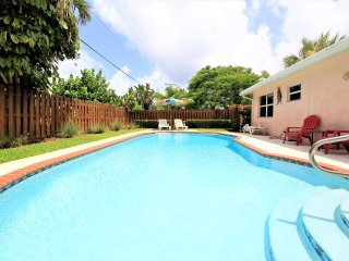 Florida Beach House with Pool