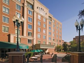 Old Town Alexandria one bedroom condo