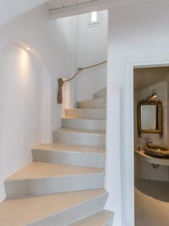 Take the stairs to relaxation