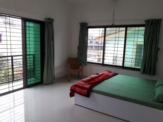 Nature Villa. Luxury 4BHK Villa, peaceful suround, covered with nature.