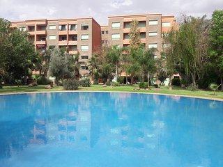 Appartement en plein centre de marrakech
