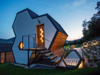 Apartments Beeland Skok with Sauna