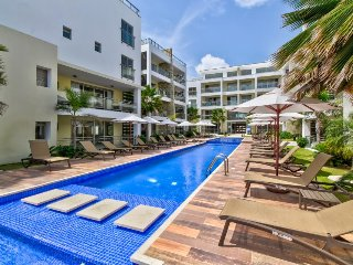 Costa Atlantica Beachfront Condo A-201
