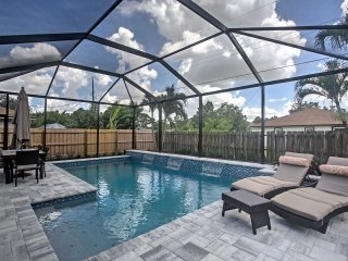 NEW! 3BR Naples House with Luxury Pool Area!