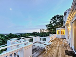 Large Rockport Estate w/ Water Views-Near Main St!