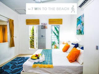 ♥Beach line♥ FREE Daily cleaning♥ 41 m2