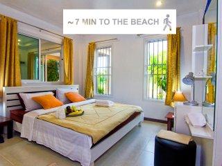 Volta 1 - New house, close to the beach, restaurants, supermarket