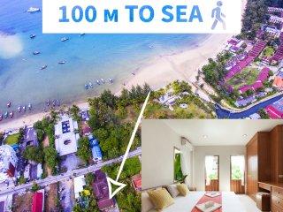 50 step to sea, restaurants, supermarket - Villa Behind The Sea -