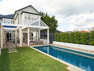 'Harbourside' at Mosman | entertainer's delight | style and vibe | views + pool