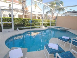 812BD. 4 Bedroom Pool Home with Private Pool & Spa