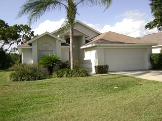 146GS. Disney Area 3 Bed 2 Bath Pool Home With Conservation View