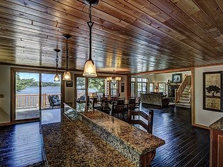The Ojibwa Waters Private Vacation Rental Home