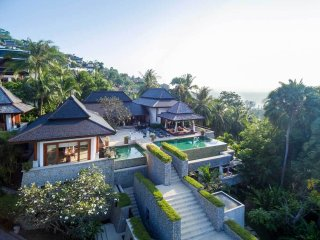 Surin Villa 4120 - 6 Beds - Phuket