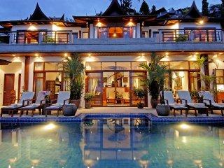 Surin Villa 425 - 5 Beds - Phuket