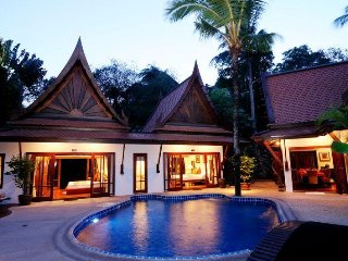Patong Villa 414 - 5 Beds - Phuket