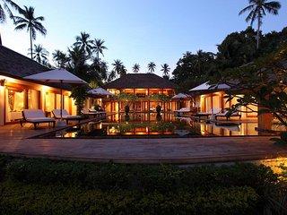 Laem Sor Villa 4432 - 5 Beds - Koh Samui