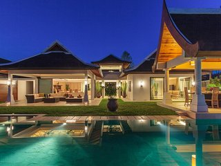 Maenam Villa 4373 - 8 Beds - Koh Samui