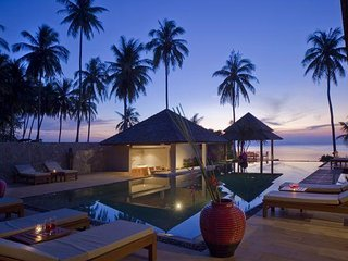 Nathon Beach Villa 4347 - 5 Beds - Koh Samui