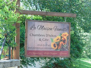 La Maison Famille - Bed & Breakfast