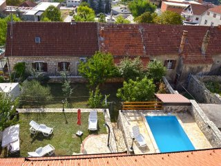 Inland Dalmatia 5BR Luxury Stone Villa with Pool