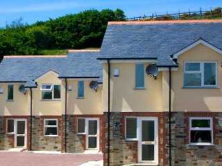 Polkerris at Tregurrian Villas